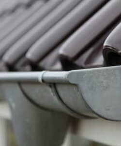 Gutter Repair and Reinstall