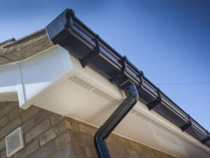 Fascia and Guttering Roofing Repairs Dublin